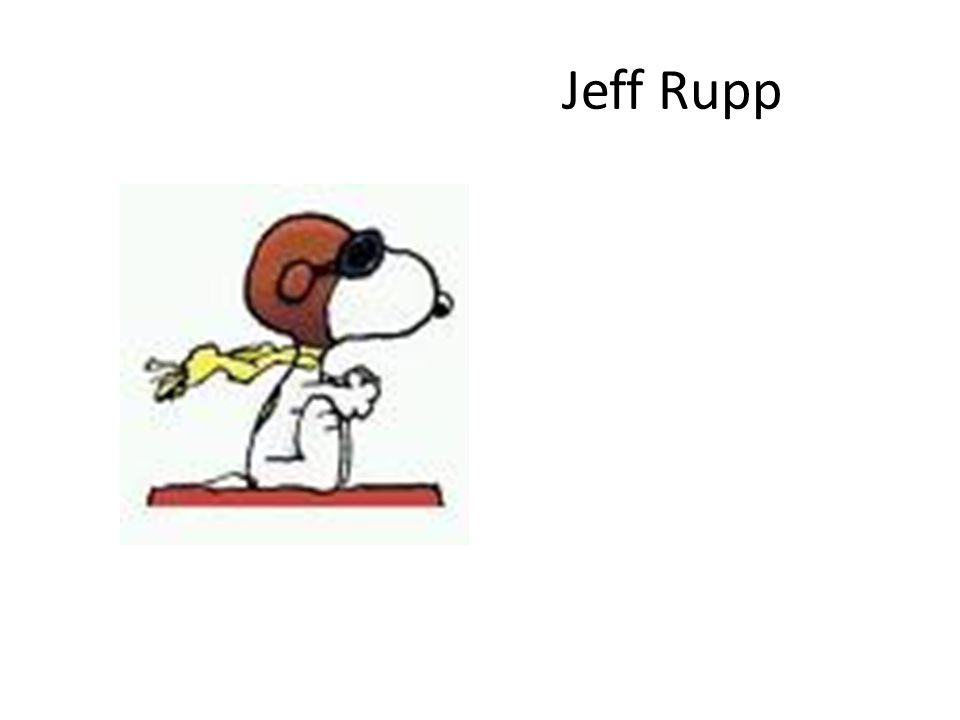 Jeff Rupp