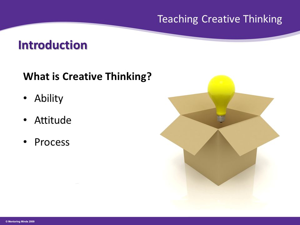 Teaching Creative Thinking Originality Questioning Stems Describe ___ from the ___ point of view.