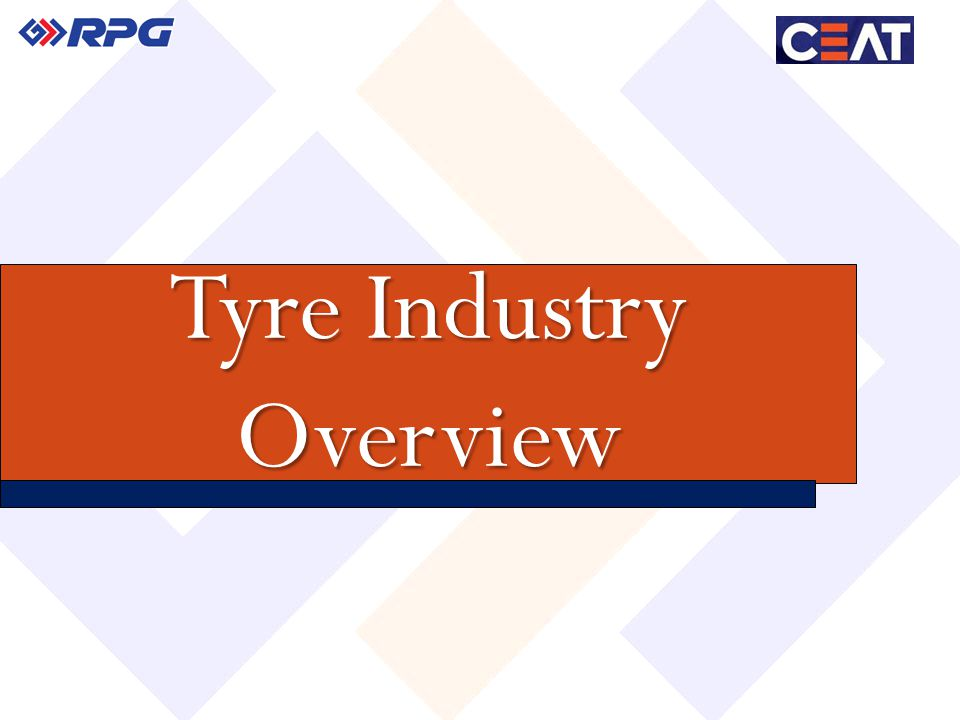 Tyre Industry Overview