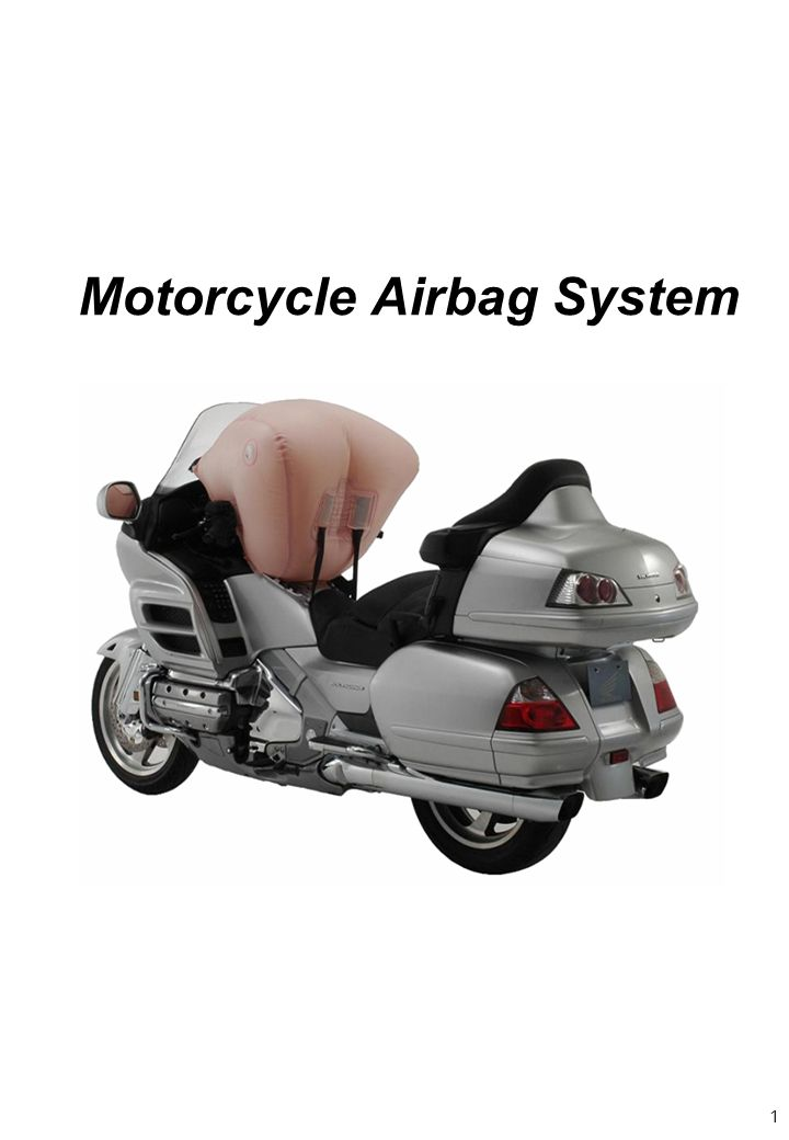 1 Motorcycle Airbag System