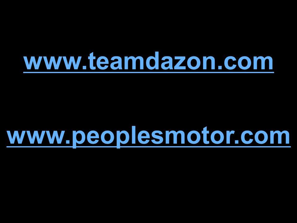 www.teamdazon.com www.peoplesmotor.com