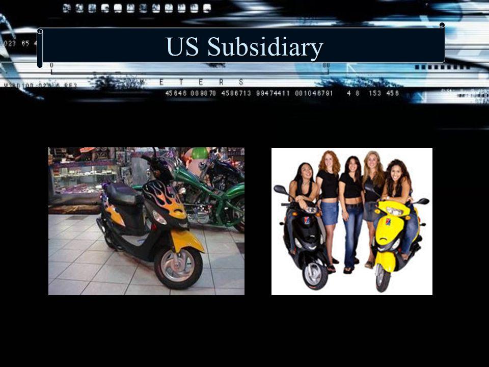 US Subsidiary