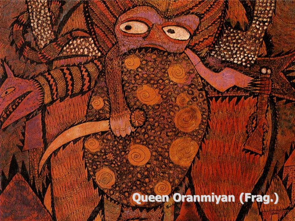 Queen Oranmiyan (Frag.)
