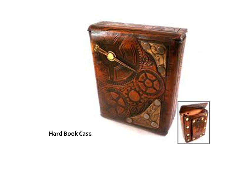 Hard Book Case