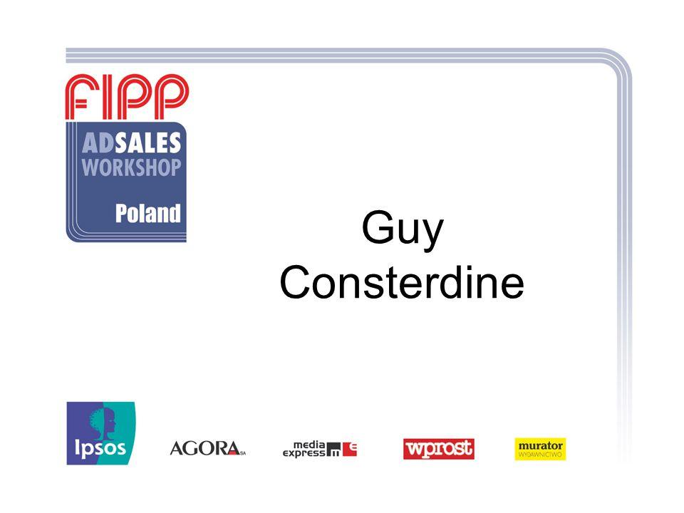 Guy Consterdine
