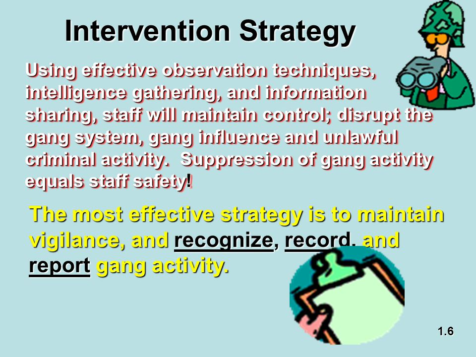Whenever you observe criminal activity, you are duty-bound to intervene, report it and document it.