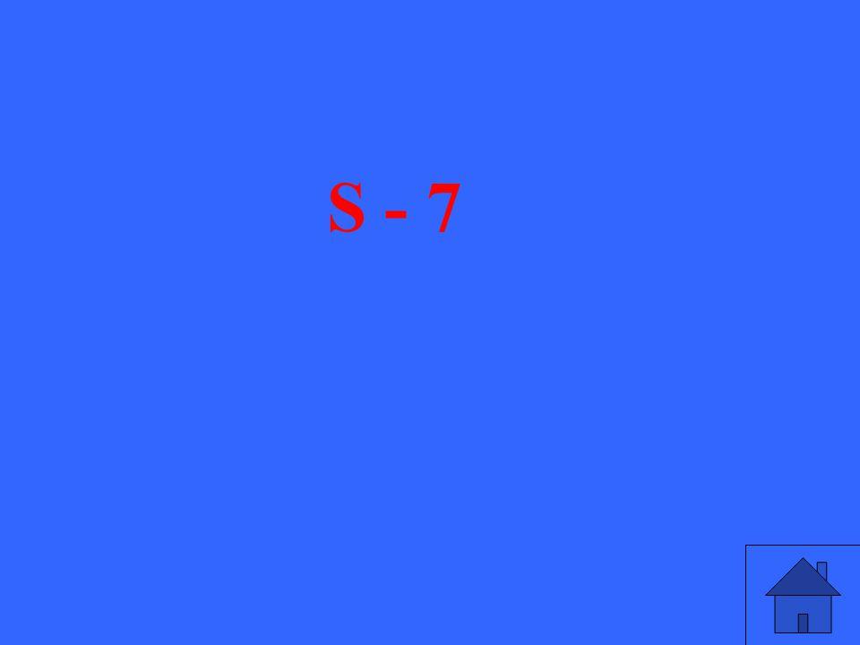 9 S - 7