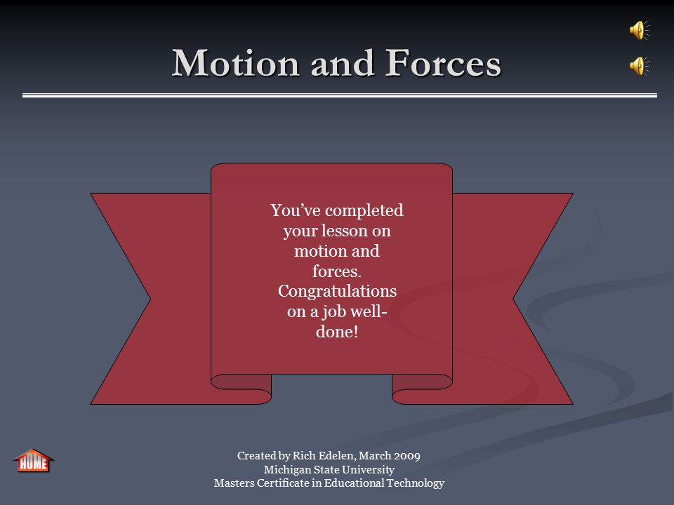Motion and Forces The action-reaction pairs are equal in size and opposite in direction.