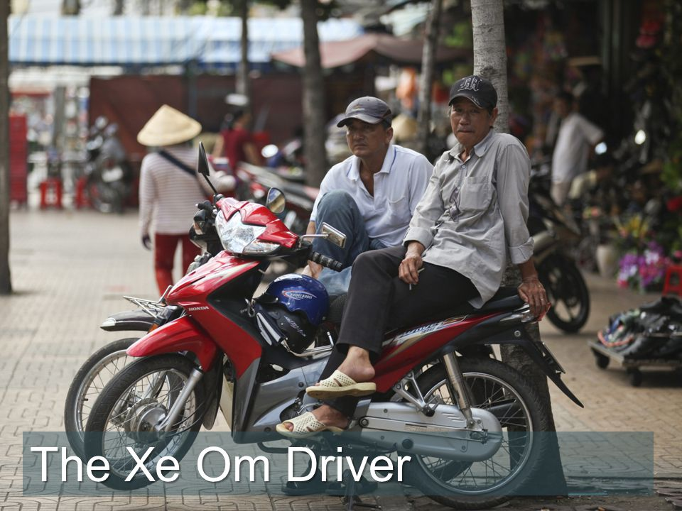 The Xe Om Driver