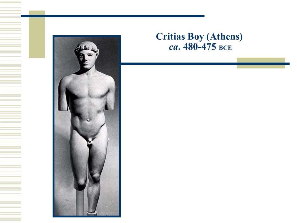 Critias Boy (Athens) ca. 480-475 BCE