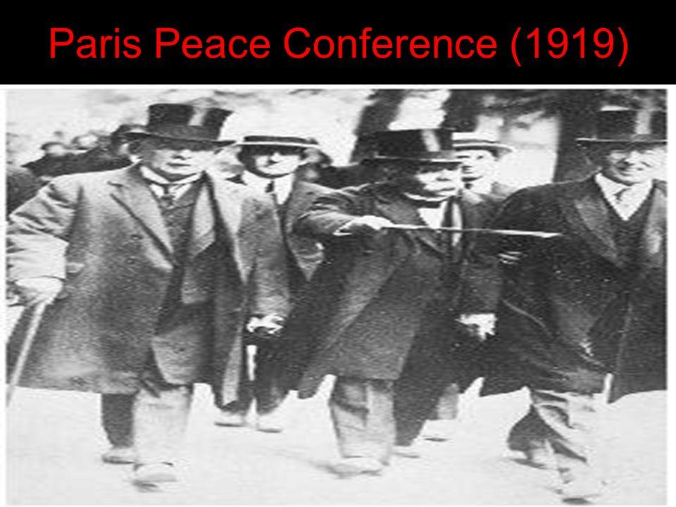 Paris Peace Conference (1919)