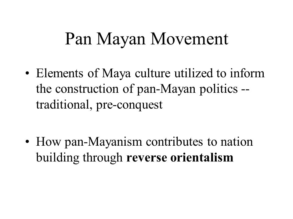 Ideological contradictions between the left and the Mayan movement: Ethnicity versus class struggle