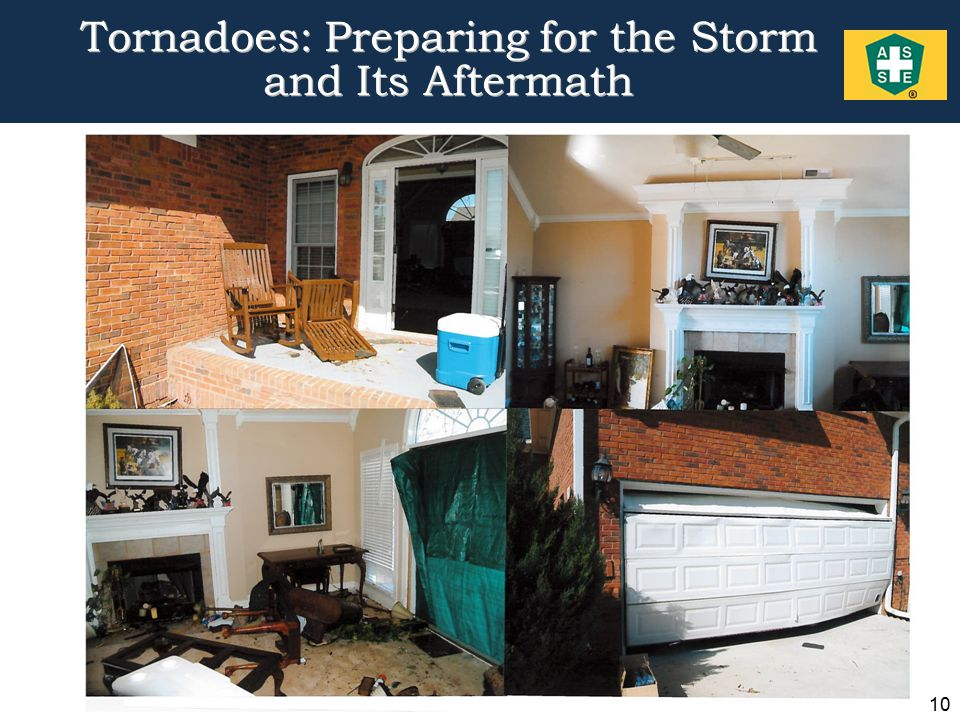 10 Tornadoes: Preparing for the Storm and Its Aftermath