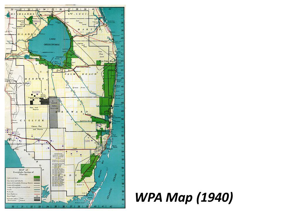 WPA Map (1940)