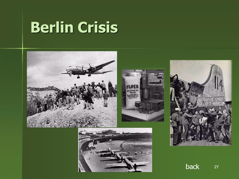 17.471 American National Security Policy27 Berlin Crisis back