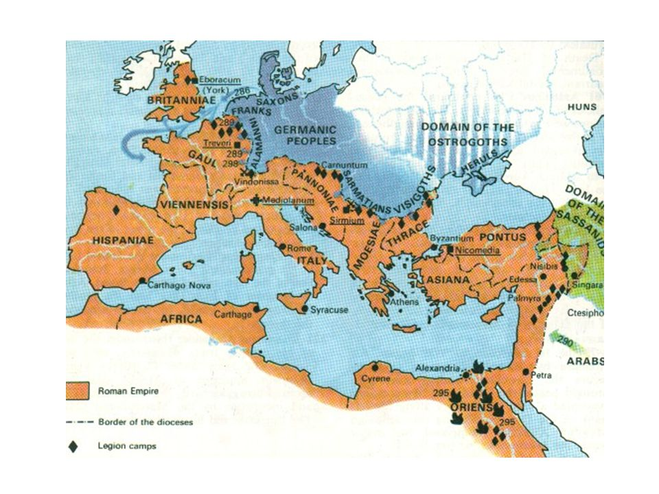 Church and State After Constantine I.North Africa: The Donatist Controversy II.