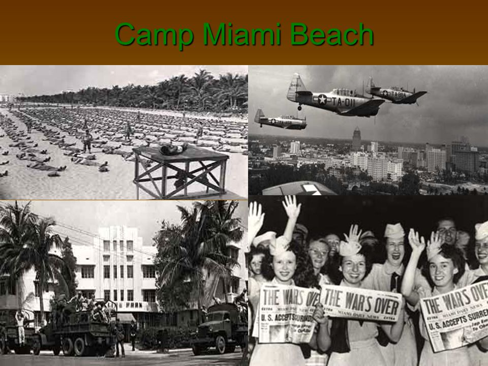 Camp Miami Beach