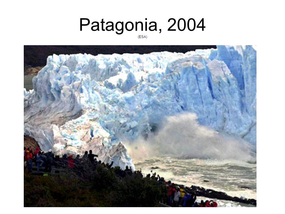Patagonia, 2004 (ESA)