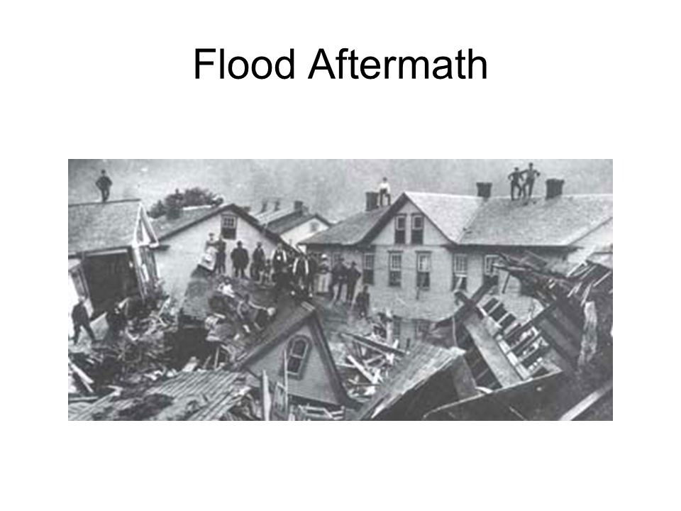 Flood Aftermath
