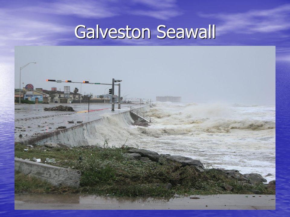 Galveston Seawall