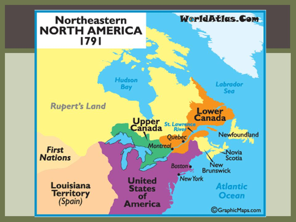  Key Events In Canadian History Which influenced The Nation We Have Today REBELLIONS UPPER AND LOWER CANADA 1837 & 1838