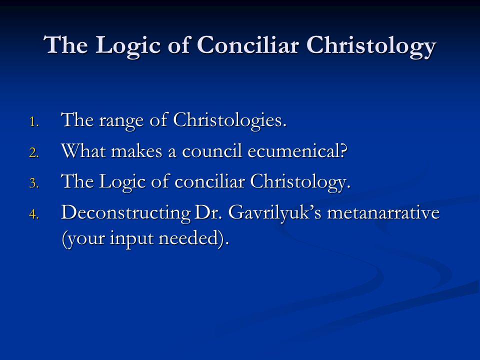 What makes a council ecumenical.