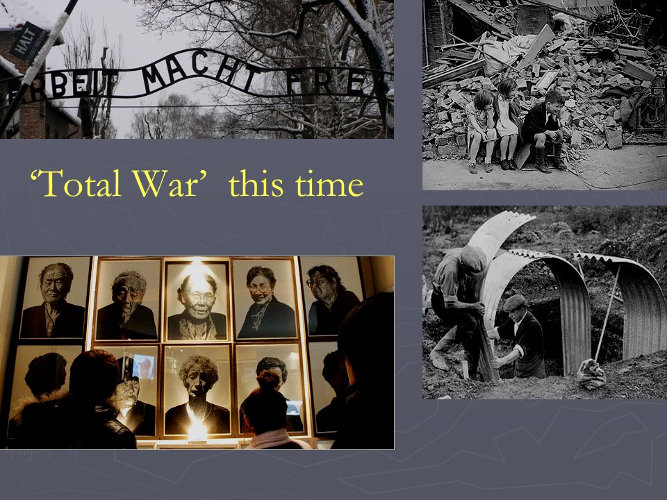 'Total War' this time
