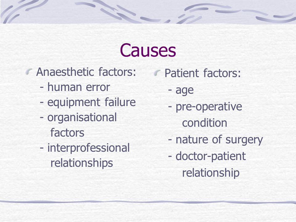 Death on the table does note mean that every death will trigger psychological distress in the anaesthetists, or affect his/her professional ability to continue delivering safe anaesthesia.