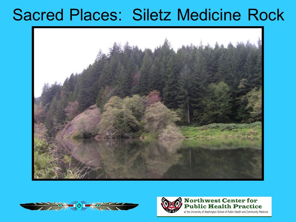 Sacred Places: Siletz Medicine Rock