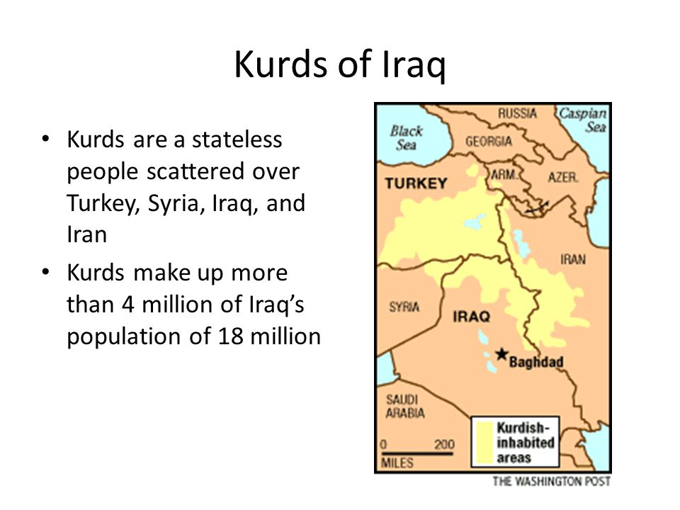 Aftermath U.S.calls on the UN to send in a team of experts to Iraq to investigate.