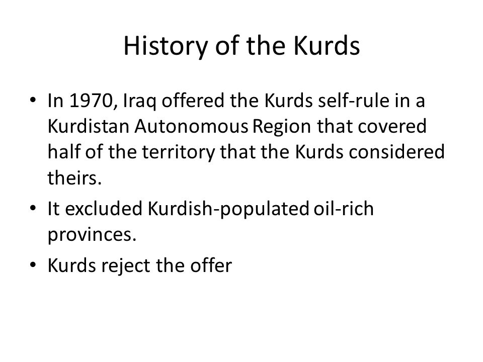 Iran-Iraq War Mass Executions Most Kurds who died in the Anfal were killed in mass executions Senior Reagan administration officials made it plain that the fate of the Kurds was not their concern Several Kurds survived Iraqi firing squads and later came forward to describe the horror