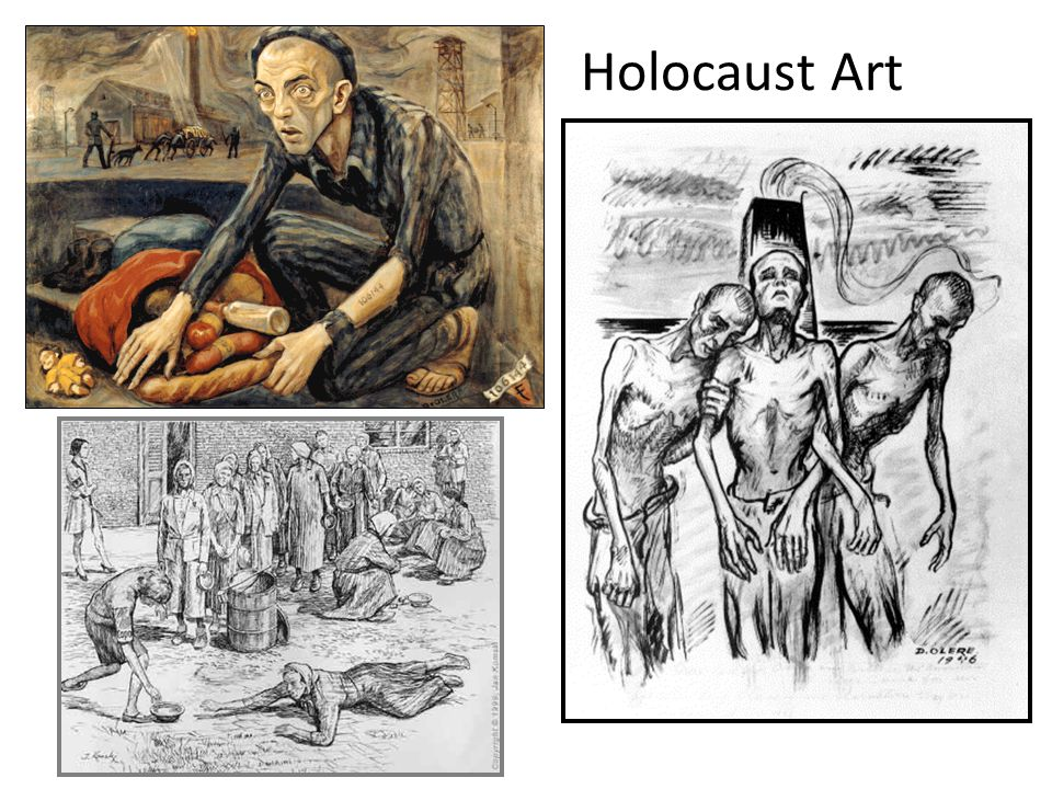 Holocaust Art