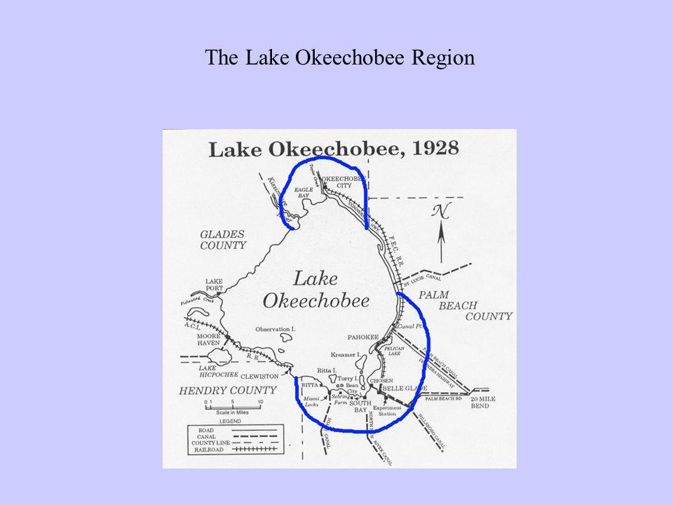 The Lake Okeechobee Region