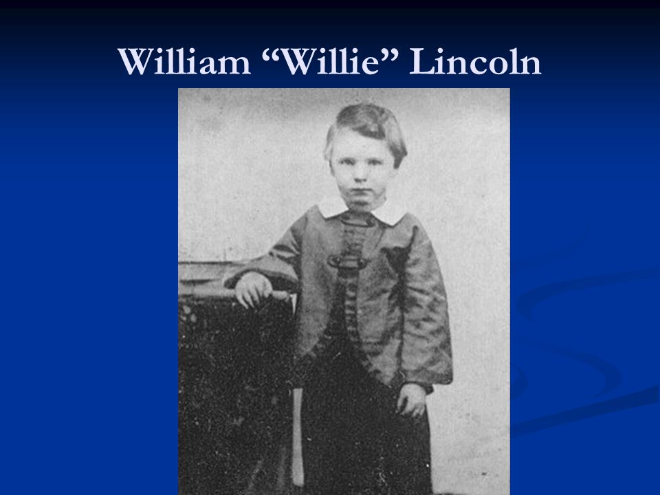 William Willie Lincoln