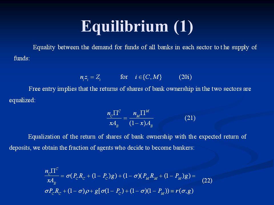 Equilibrium (1)