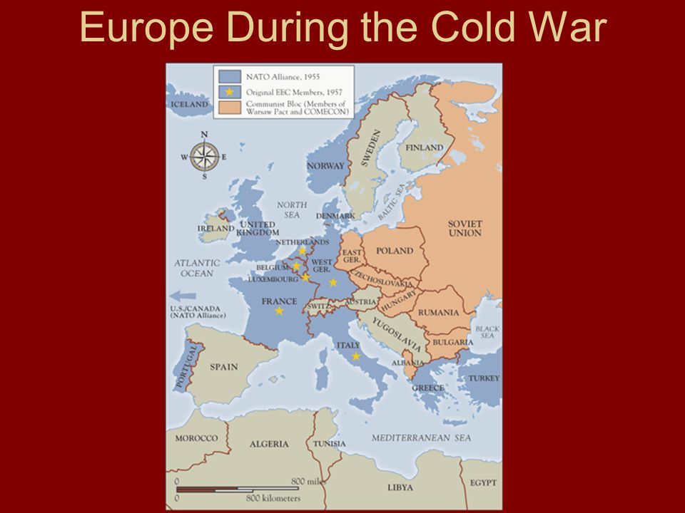Europe During the Cold War