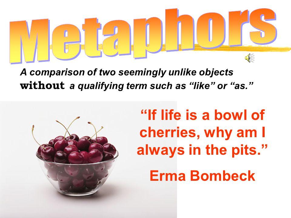 Create your own metaphor