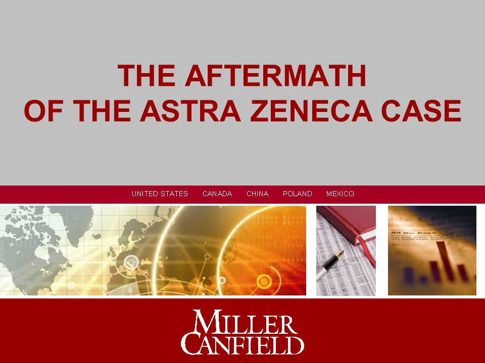 2 ASTRA ZENECA CASE IS A PART OF A WIDER PHARMA SECTOR LANDSCAPE The landscape of competition law enforcement in the EU in the Pharmaceutical Sector consists of: -the Astra Zeneca decision; -the Pharmaceutical Sector Inquiry; -the Preliminary Findings after the Inquiry and the Final Report of the Inquiry in 2009; -The Aftermath of the Pharma Sector Inquiry (Laboratoires Servier, Lundbeck) -Monitoring exercises in patent settlements by the EU Commission; -National Cases (UK, Italy as significant examples)