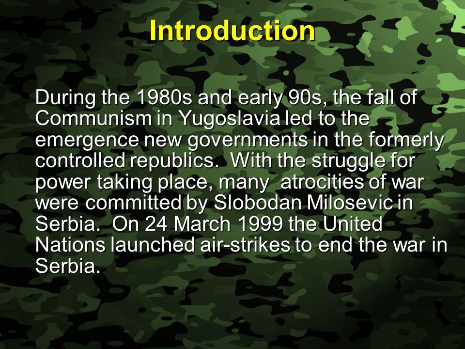 Slide 23 Kosovo Cont.