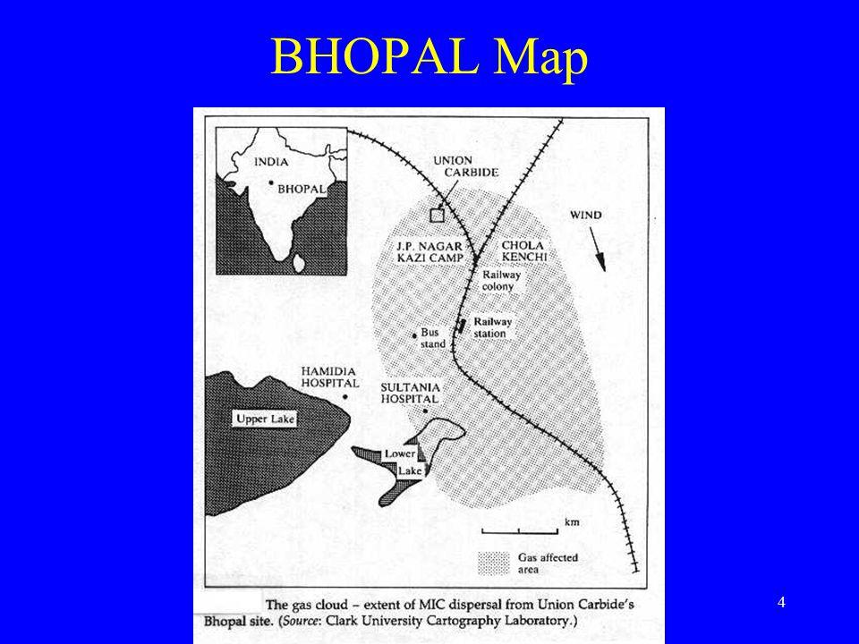 4 BHOPAL Map