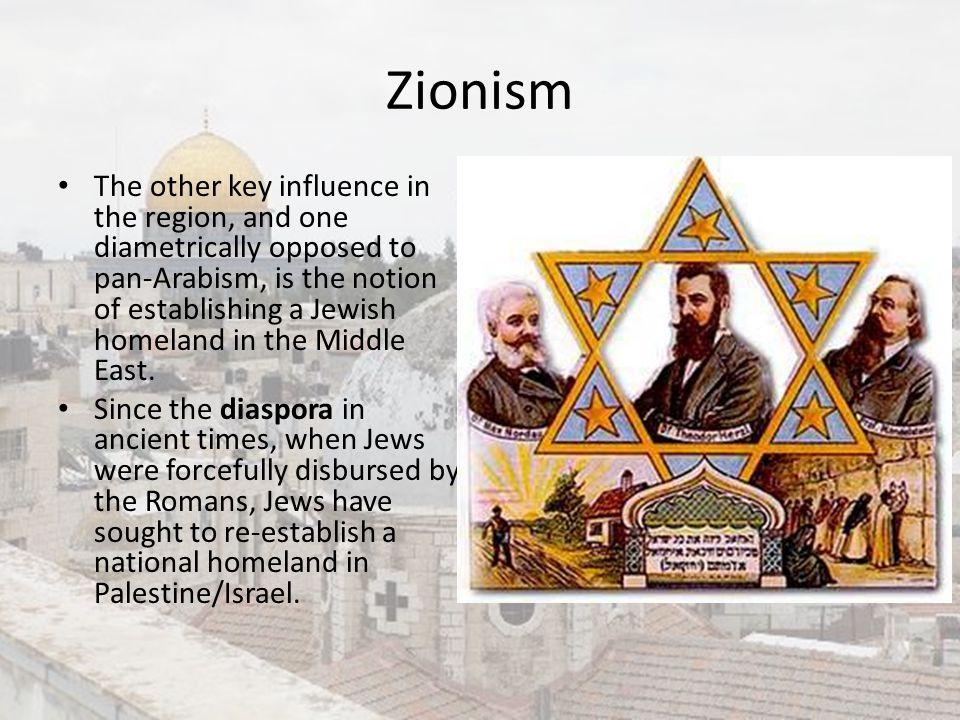 Zionism In the late 19 th Century, Jewish communal settlements – farming communities called kibbutzim – were established in Palestine.