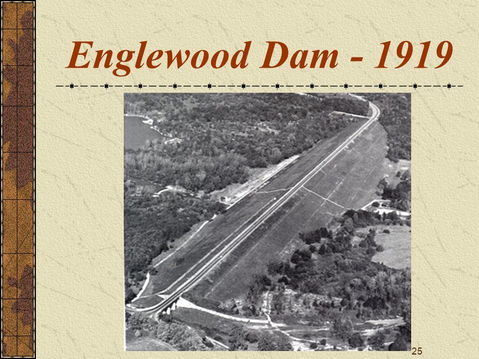 25 Englewood Dam - 1919