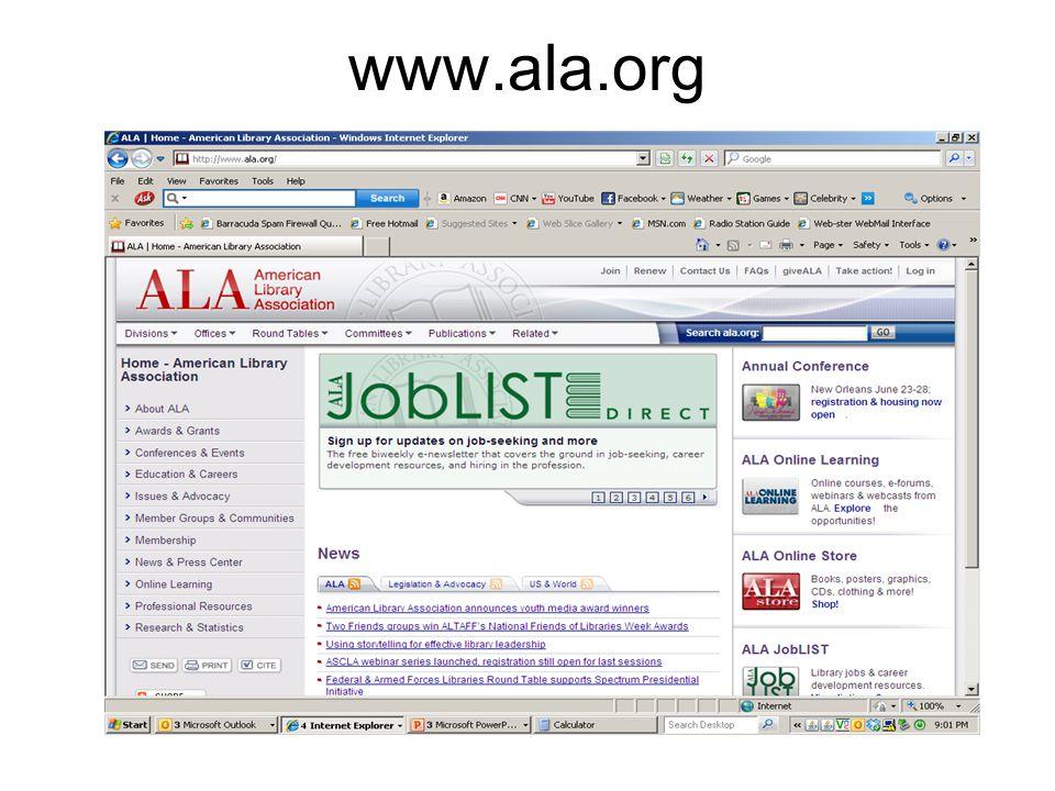 www.ala.org