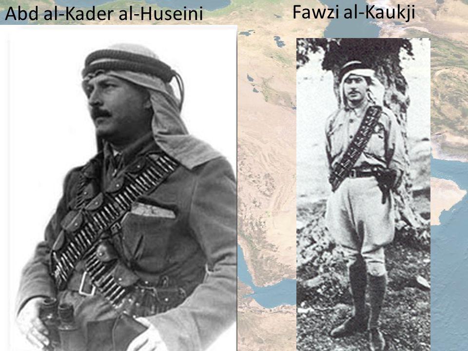 Abd al-Kader al-Huseini Fawzi al-Kaukji