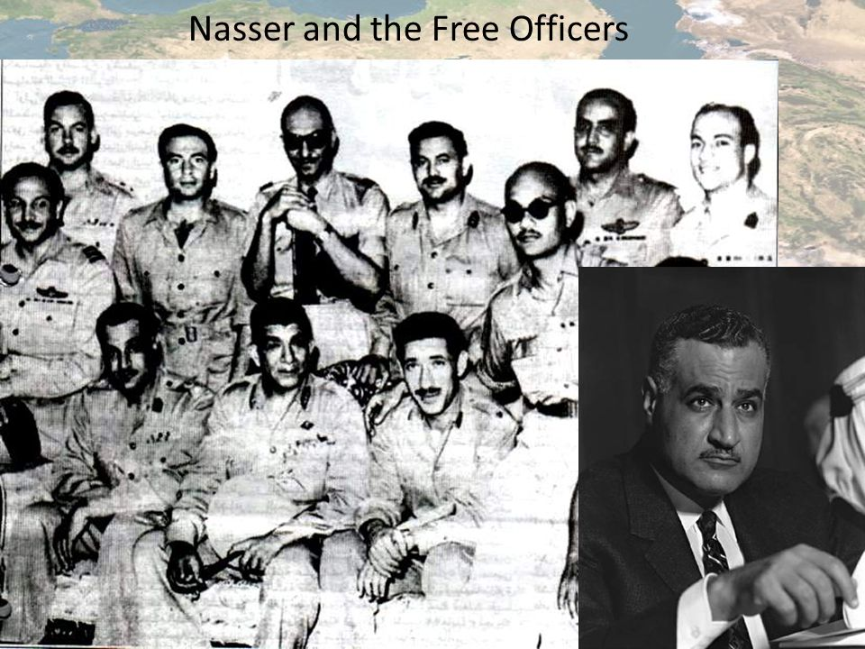 Nasser and the Free Officers