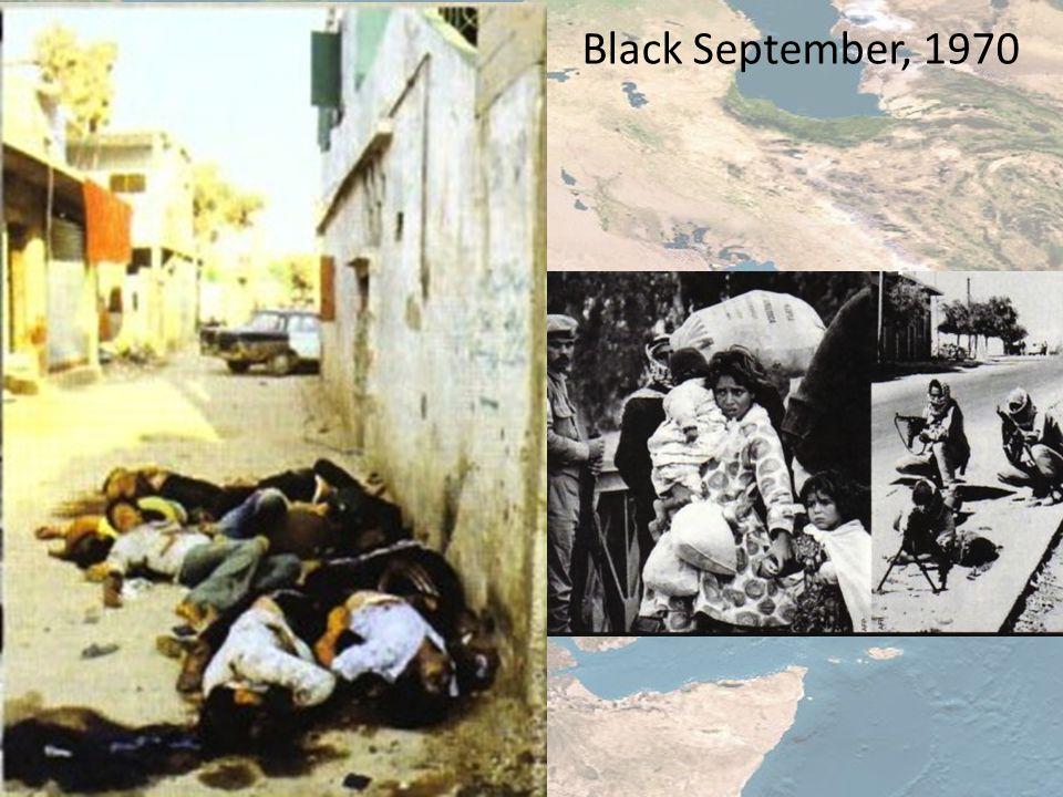 Black September, 1970