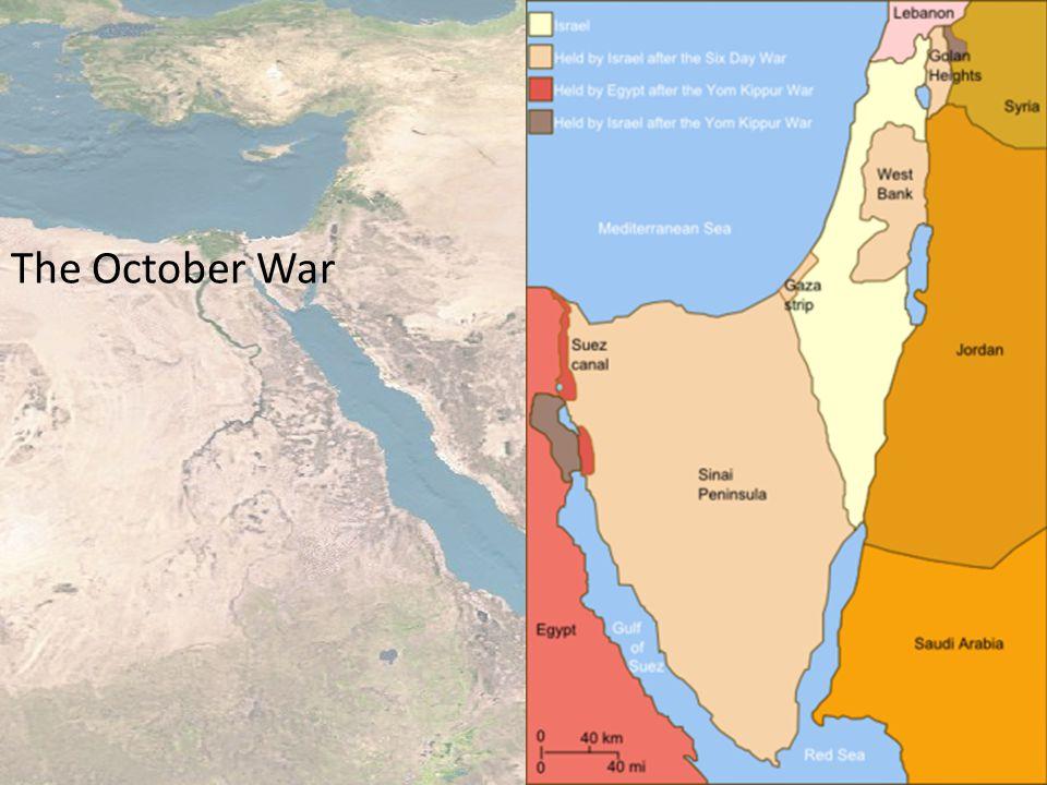 The October War