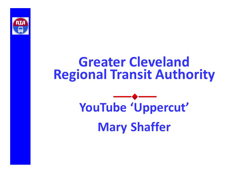 Timeline October 11: Video First posted on YouTube First media calls that evening, talked with CEO Viewed video, operator was suspended October 12: My busiest day at RTA.