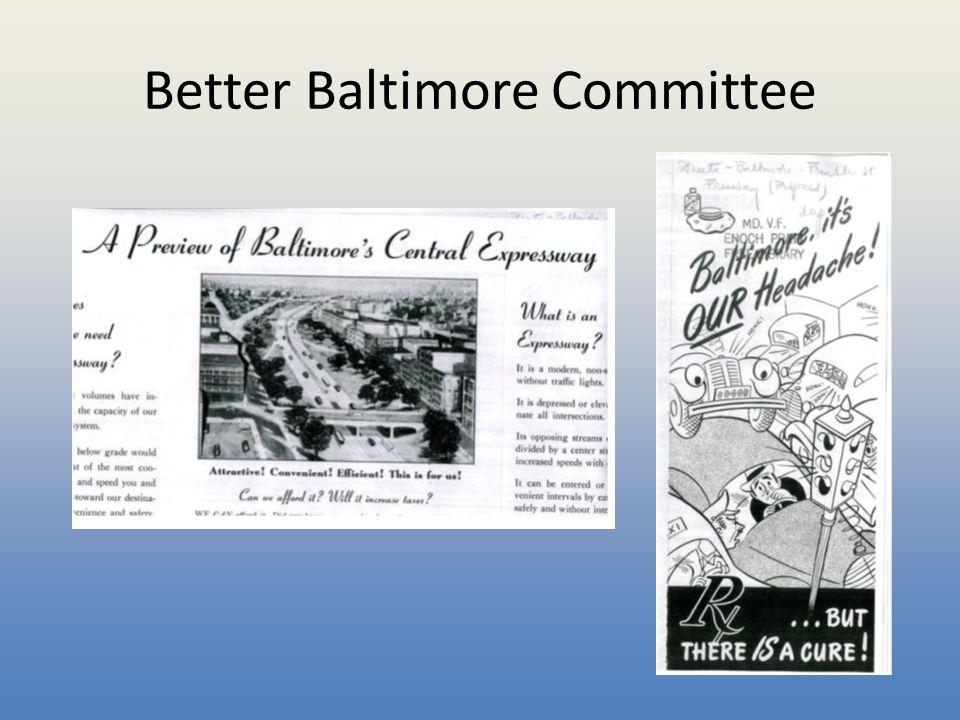 Better Baltimore Committee