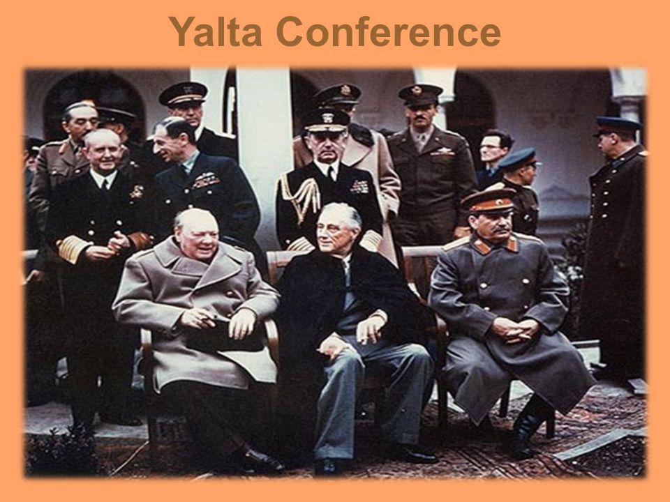 Potsdam Conference The last wartime conference of the Allies.